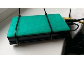 Odroid HC-01 Backplate