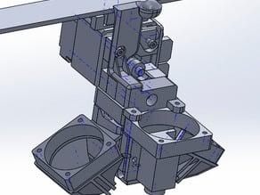 Type A Machines Series 1 2014 Laser Cutter 2.2W 445nm Laser Diode  J Tech v2 + Filament Colorizer
