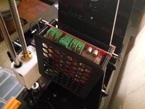 Anet A8 Controller Cover (Bottom)