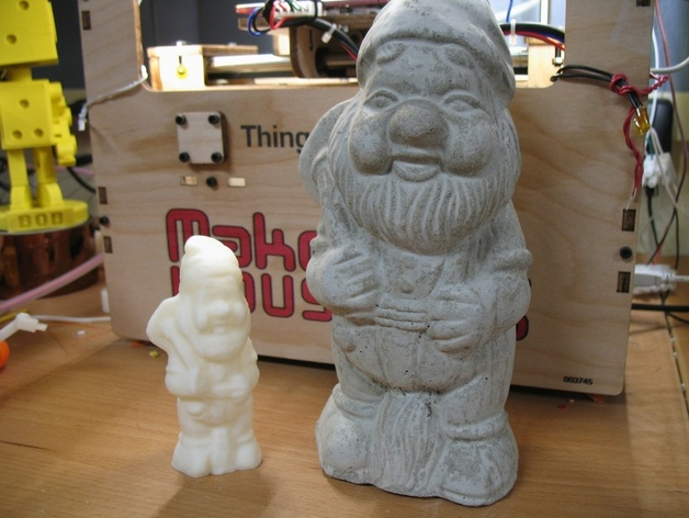 Honey, I Shrunk The Gnome