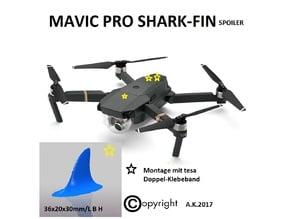 MAVIC PRO SHARK-FIN Spoiler