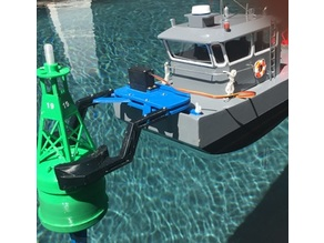 Robotic Gripper for RC Boat
