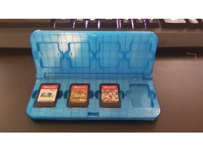 Nintendo Switch cartridge case - small