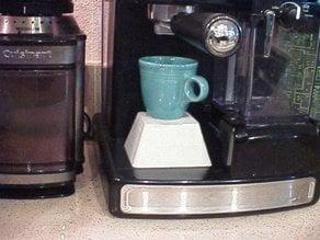 Espresso Cup Riser