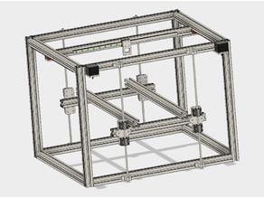 CoreXY 3D Printer