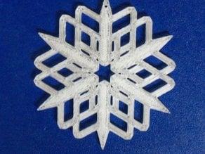Snow Flake 006