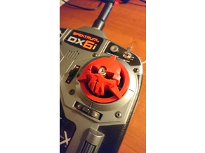 Spektrum DX6i RotorRiot Gimbal Protector Remix