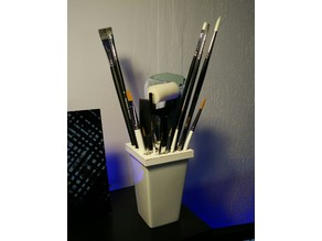 IKEA 70x70mm Mug Brush/Pen Holder Addon