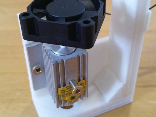 K8200 J-Tech Photonics Laser Mount by izytronic - Thingiverse