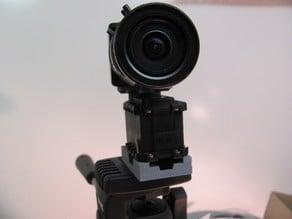 Camera Servo Mount