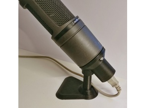 Audio-Technica AT2020 USB stand