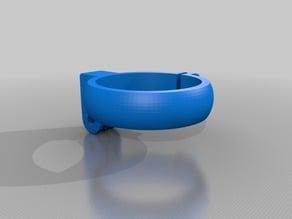 """Gopro PVC mount - 1.5"""" PVC"""