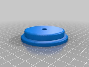 spool holder for 57mm ID with 608 bearing support.