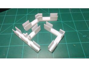 Foam Board Clips