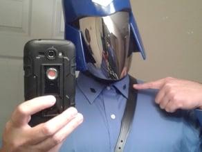 Cobra Commander lapel pins