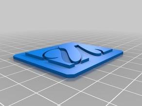 UMass Logo Pendant