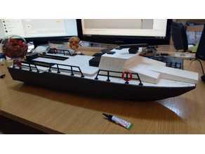 Florina RC Boat