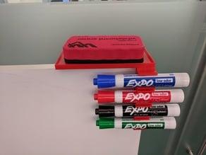 Expo Whiteboard Marker Holder