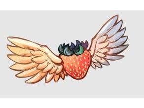 Celeste Flying Strawberry