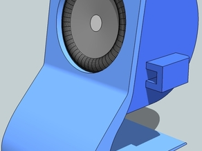 Speaker BR Visaton BF32 v1