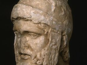 Head of Mars, 2nd century A.D.