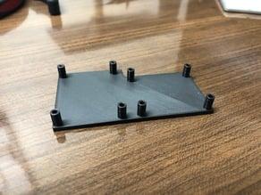 2 Channel Relay Module + Protoboard Holder