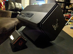 Raspberry Pi 3 OMEN Accelerator Case