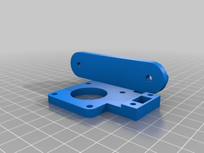 Optical Filament Sensor and Motor Mount and Install Tutorial