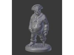 Pirate miniature