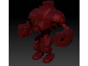 War robot V02