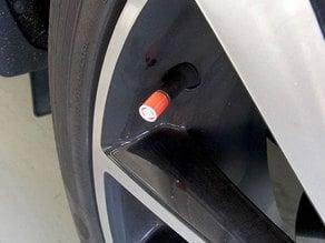 Tire Valve Caps - Car / Bike Accessory