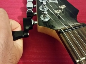 Guitar String Winder