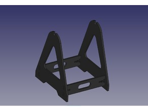 Printable Original Spool Holder from Anet A8