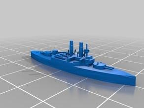 Battleship Sissoi Veliky 1:2400