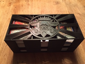 Card tray - Super Dungeon Explore