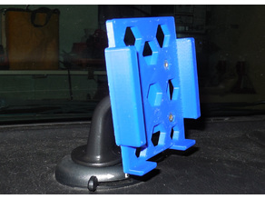 Phone Holder for NuVI mount