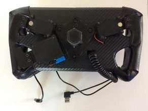 Clutch Paddles for Sim Racing
