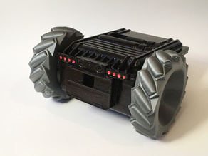 Twitch Drone Chassis for ZeroBot