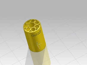 Car cup holder pen holder