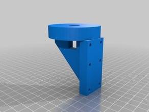 2-axis Gimbal mount