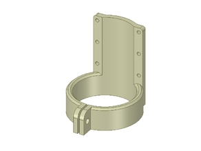 MPCNC F Spindle mount for 65mm router/spindle