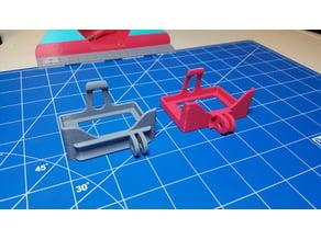 4K Action Cam clip-in case w/ GoPro mount (Akaso EK7000, Eken H9, etc.)