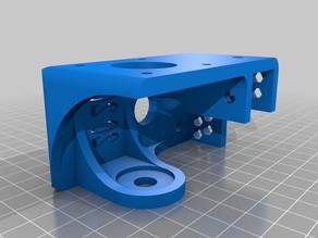 2020 Z-Axis Motor Lead Screw Carriage