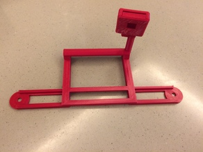 Yet Another Bed Handle with Raspberry Pi Camera Mount for Ender 3
