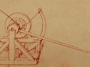Da Vinci's Catapult