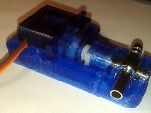 servo driven mini valve