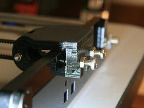 Anet A8 Improved Y-belt Tensioner