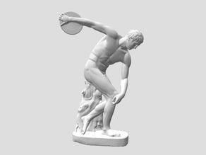 Discobolus (The Discus Thrower)