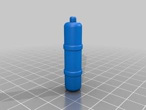 R/C gas cylinder