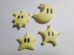 Mario 3D energy item